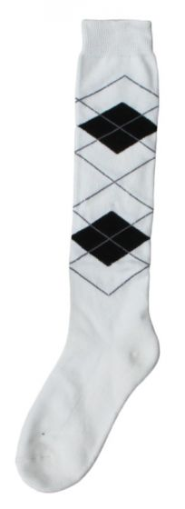 Hofman Kniestrümpfe RE 39/42 White/Black