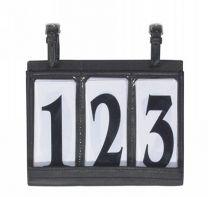 Gespann-Nummer