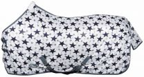 Harrys Horse Fliegendecke White Star 125cm