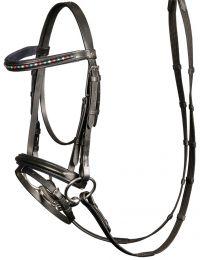 Harrys Horse Zaumzeug Stout Navy