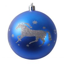 QHP Pferde-Weihnachtskugeln