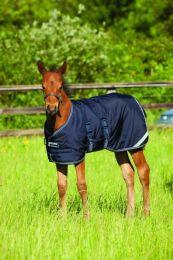 Horseware Amigo Foal Decke Medium 200G Navy Blue 152cm