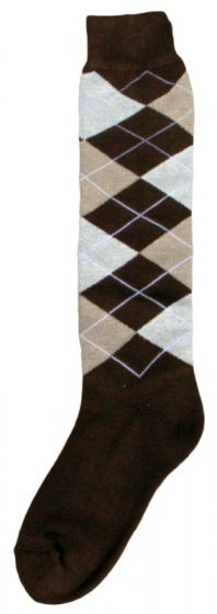 Hofman Kniestrümpfe RE 35/38 Dark Brown