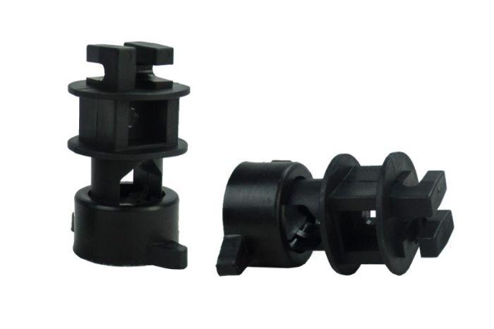Hofman Isolator Schraube für Rundpfosten ø 14mm, für Draht