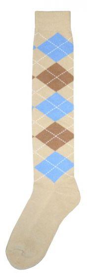 Hofman Kniestrümpfe RE 39/42 Blue/Brown