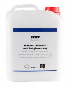 PFIFF Basicline kamm-, Schwanz- und Fellglanzspray