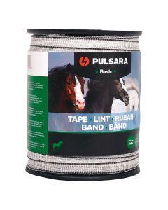 Pulsara Breitband Basic 12.5mm 200m weiß