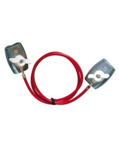 PFIFF Stromanschlusskabel, verzinkt