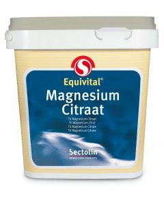 Sectolin Equivital Magnesiumcitrat 1 kg