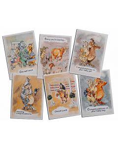 Postkarten Kate's Art