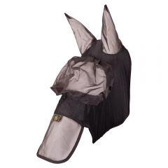 BR Fliegenmaske mit Ohren Mesh / Lycra