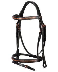 Harry's Horse Trense Rosegold Classic
