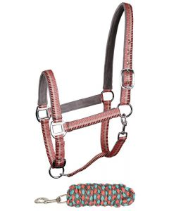Harrys Horse Halfterset LouLou Charcoal