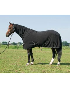 Harry's Horse Fleece Decke Deluxe mit Hals
