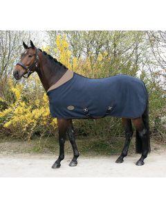 Harry's Horse Teddy Fleece Decke 1/2 Hals