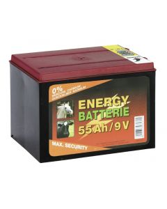 Hofman Batterie EG super 9V / 55Ah