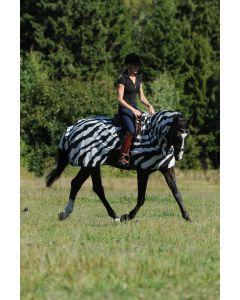 Bucas Buzz-Off Riding Zebra