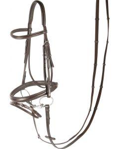 Harry's Horse Bridle Luxe kombiniert