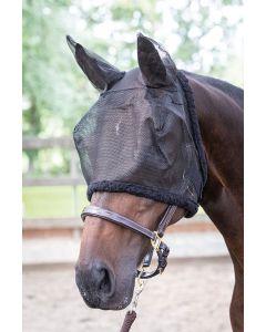 Harry's Horse Fliegenmaske mit schwarzen Ohren