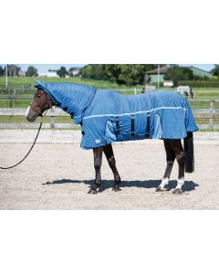 Harry's Horse Flysheet Mesh-Pro Bauch