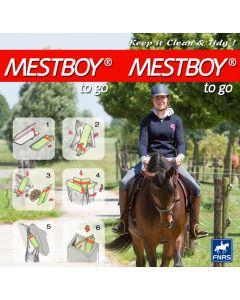 Harry's Horse Mestboy to Go
