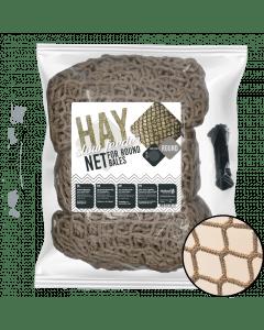 Excellent Hay Slowfeeder Netz speziell für Rundballen
