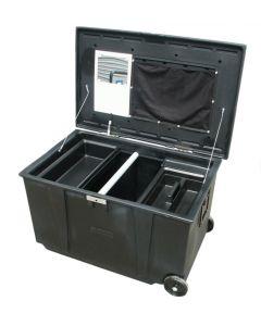 Hofman Sportote Mobile Aufbewahrungsbox Prof schwarz