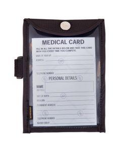 BR Gesundheitskarte im Armhalter
