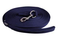 QHP Longierschlaufzügel mit Tasche