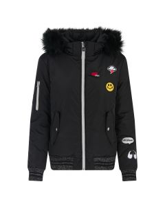 Imperial Riding Bomberjacke Special Facts Schwarz