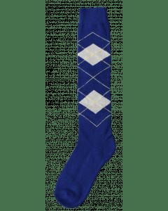 Excellent Kniestrümpfe RE d.blue / beige 43-46