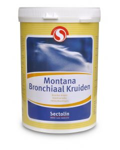 Sectolin Montana Bronchial Herb