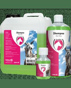 Excellent shampoo Aloe Vera Pferd