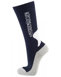 PFIFF Socke 'SOULHORSE' Tricolor