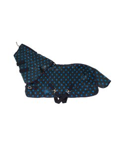 Harrys Horse Combo Fly Rug Blue Nights