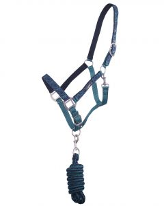 QHP Head collar set with turnout Collection
