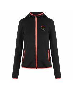 Imperial Riding Sweat Cardigan Flames