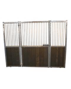 Vollblatt Pferdebox für Shetlandpony oder Minipferd