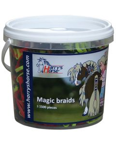 Magic Braids Topf