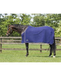 QHP Decke Fleece Basic ohne Gurte