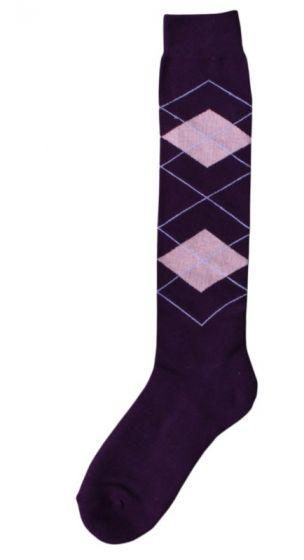 Hofman Kniestrümpfe RE 39/42 Purple